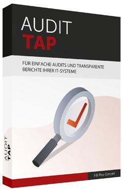 AUDIT TAP (Bild: FB Pro GmbH)